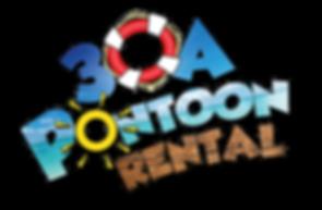 30a pontoon rental png logo correct www.
