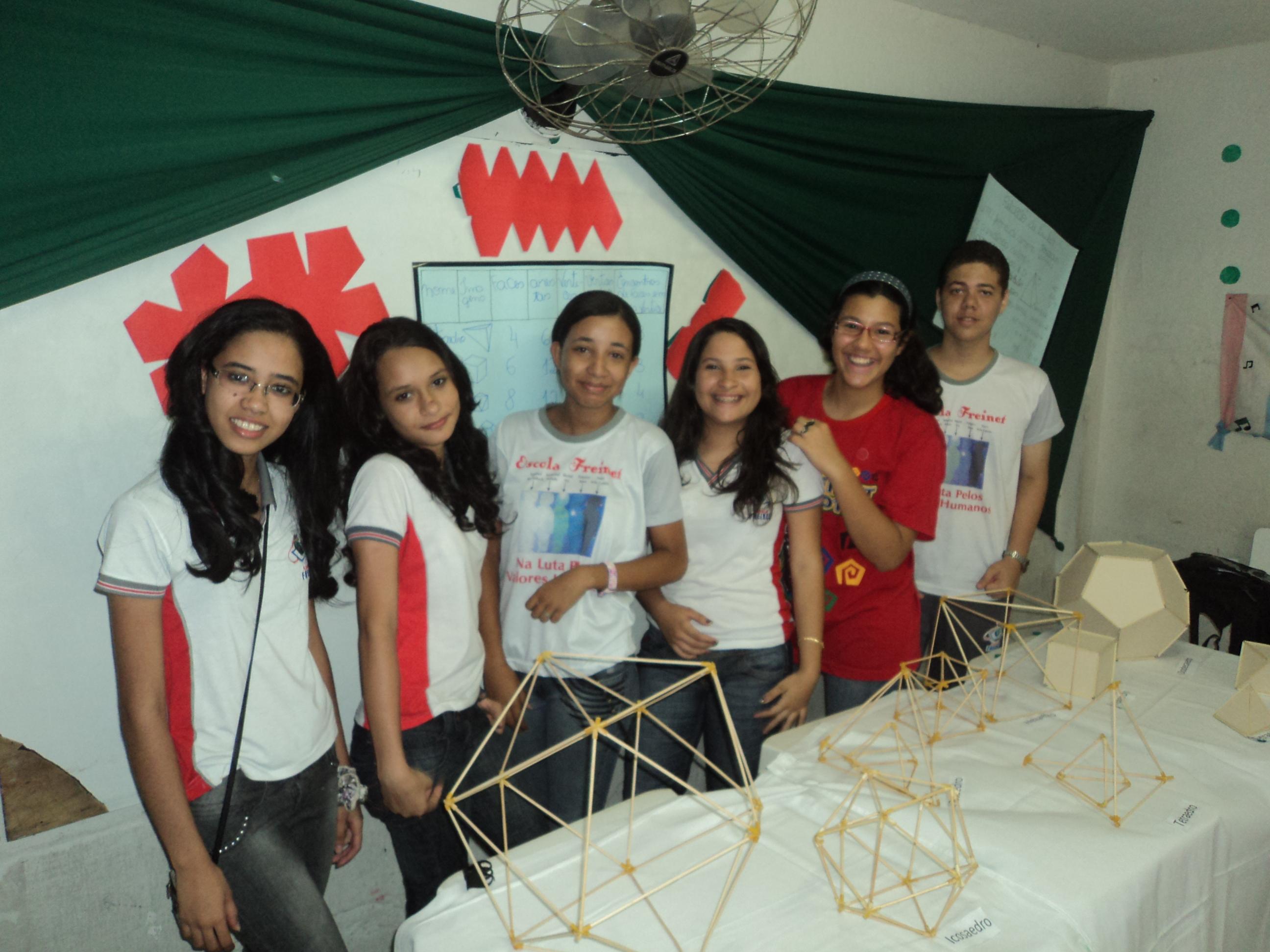 Feira de Matemática - Escola Freinet