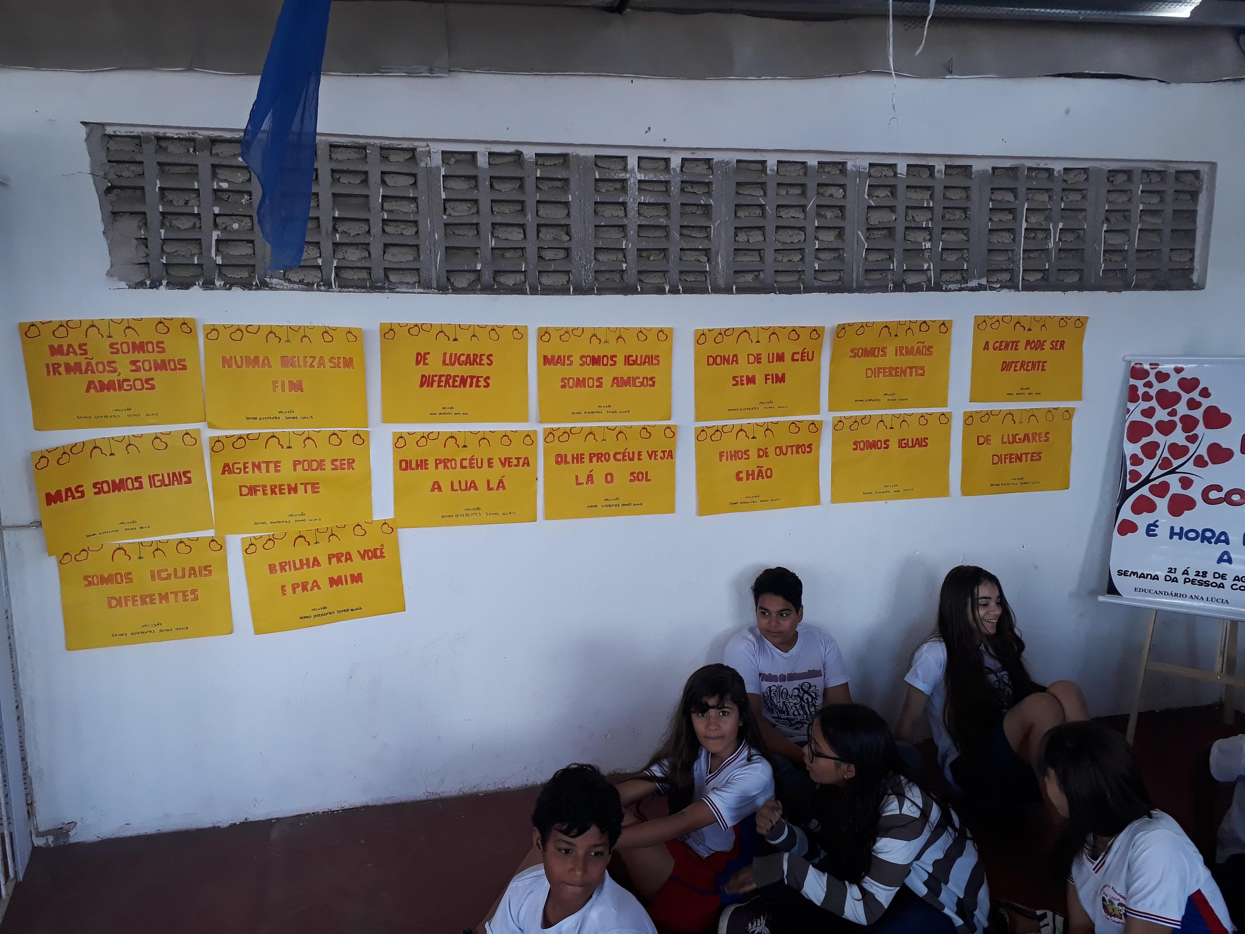 Somos Iguais - Semana da Pessoa com Defi