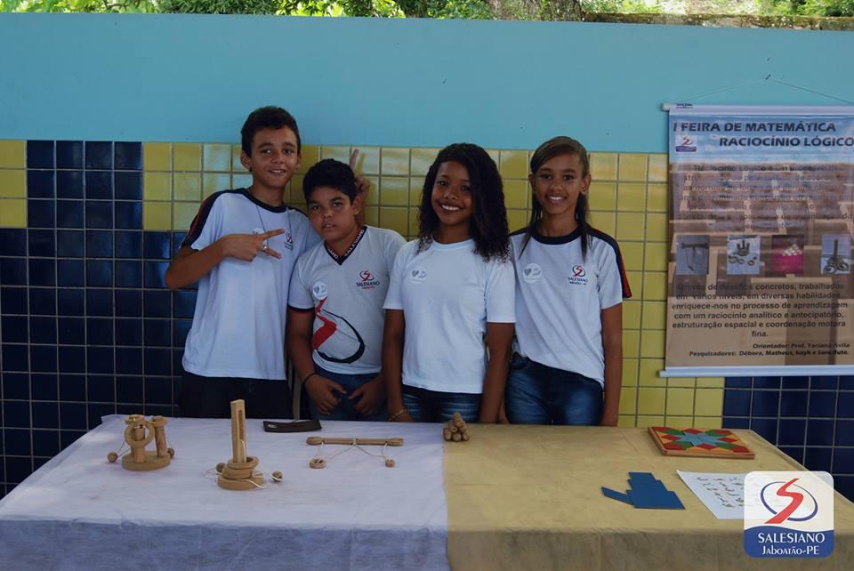 Feira de Matemática - Salesiana