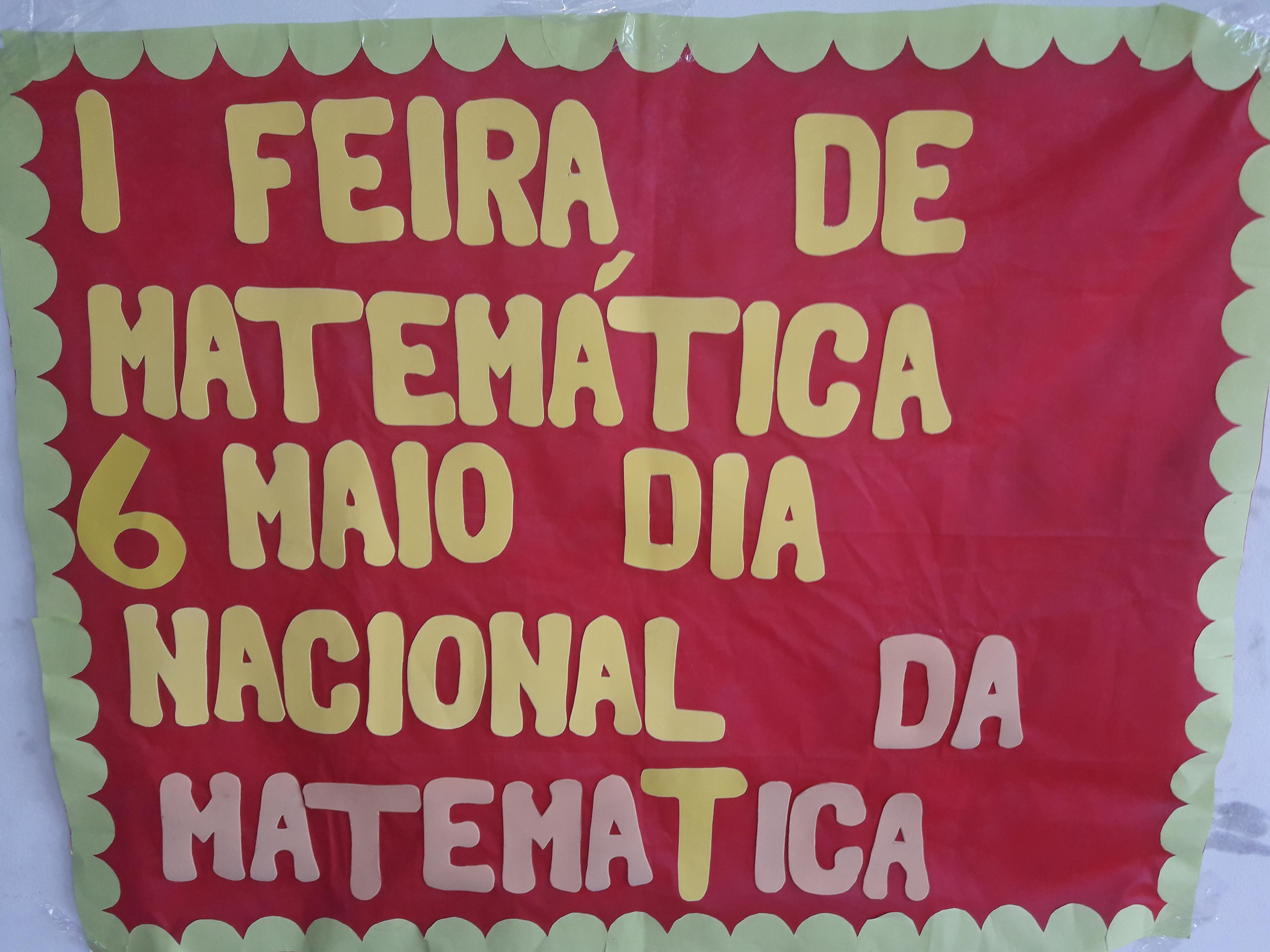 Feira de Matemática - EAL