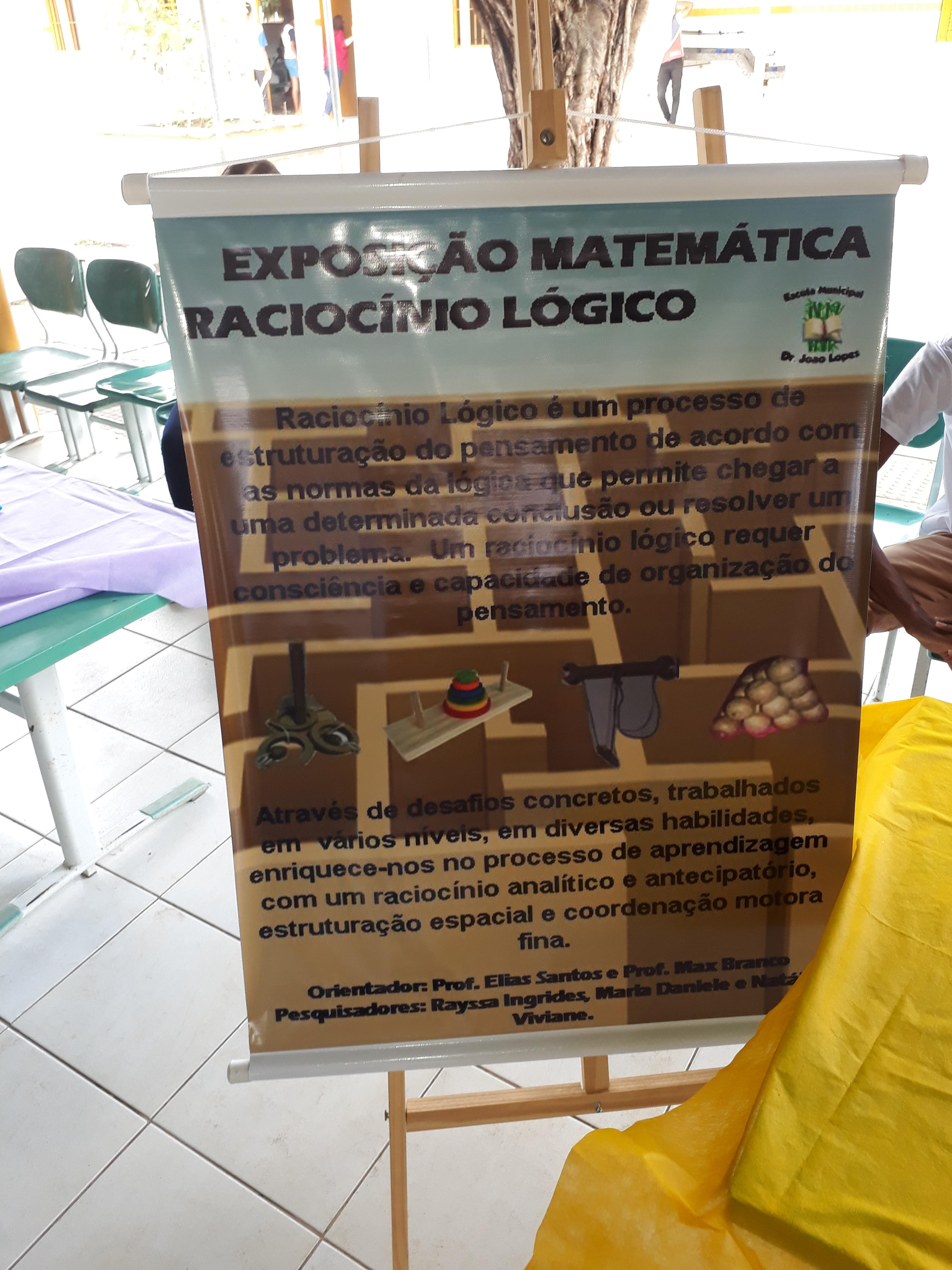 Exposição Matemática - Dr° João Lopes
