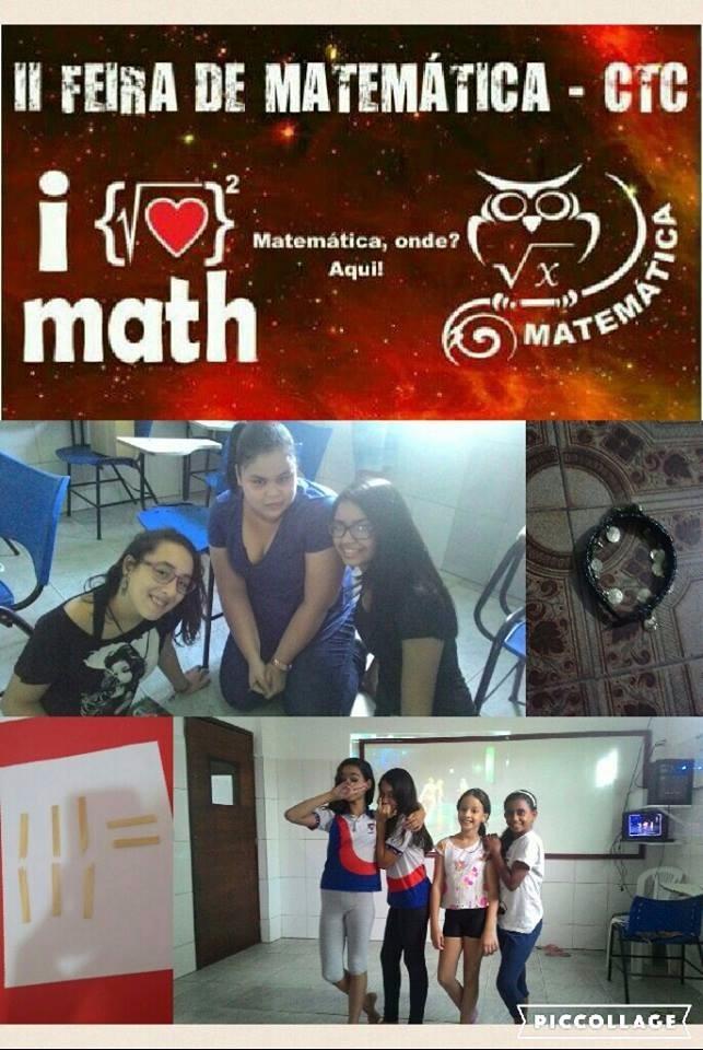 Feira de Matemática - Ctc