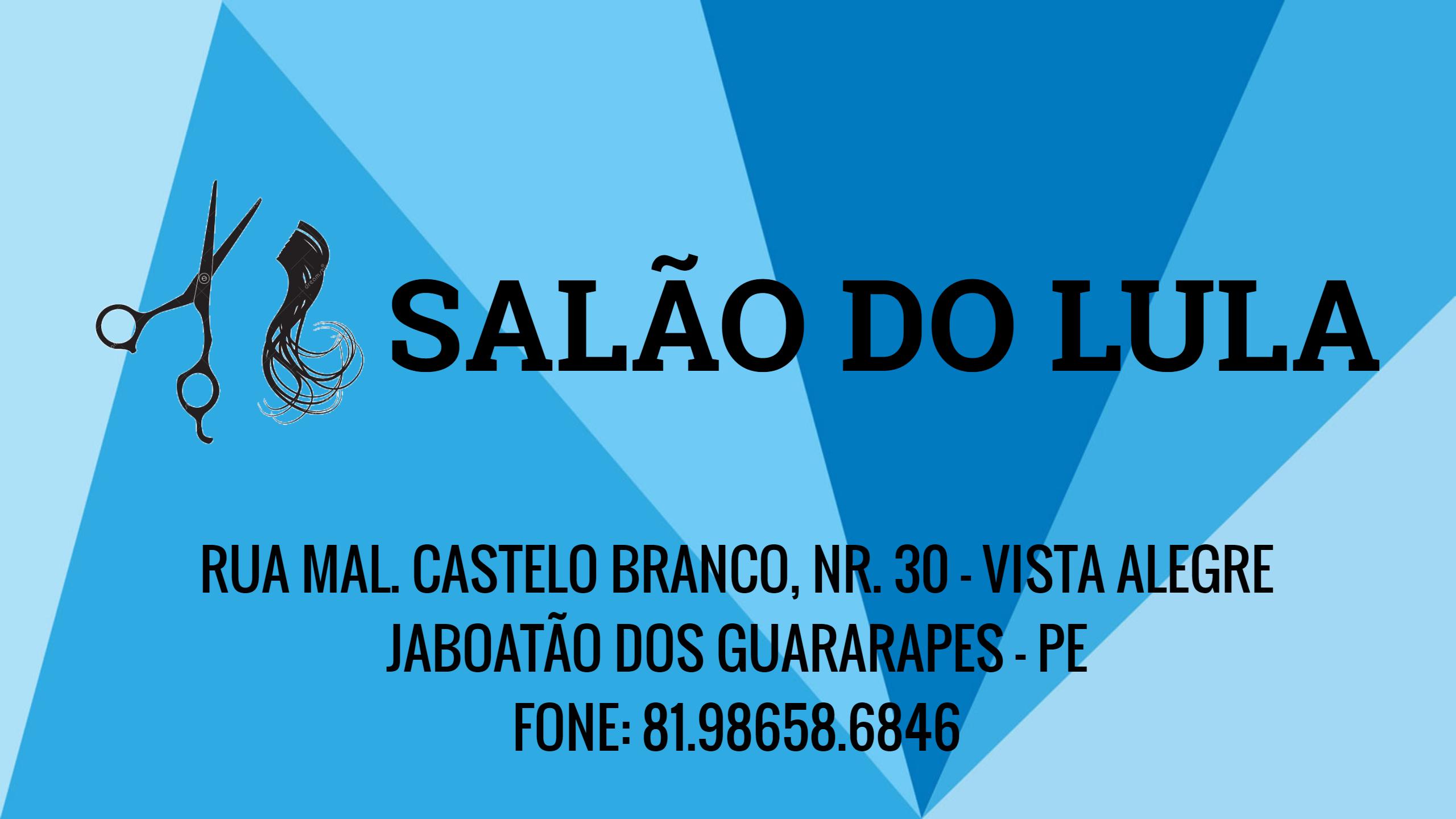 SALÃO DO LULA