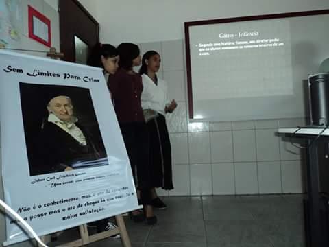 Projeto Carl Friedrich Gauss