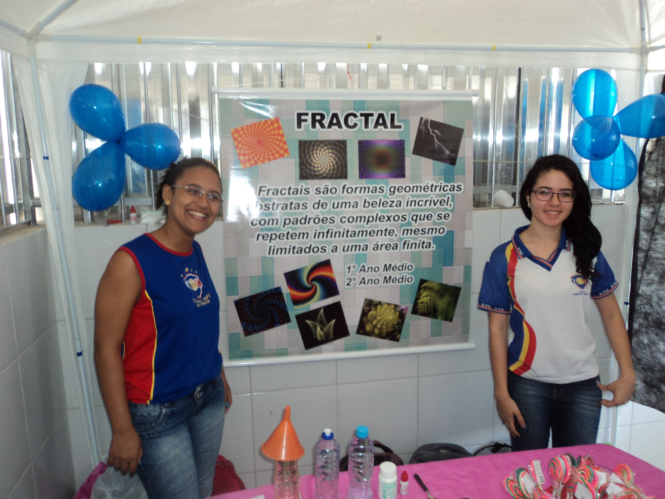 Projeto Fractais
