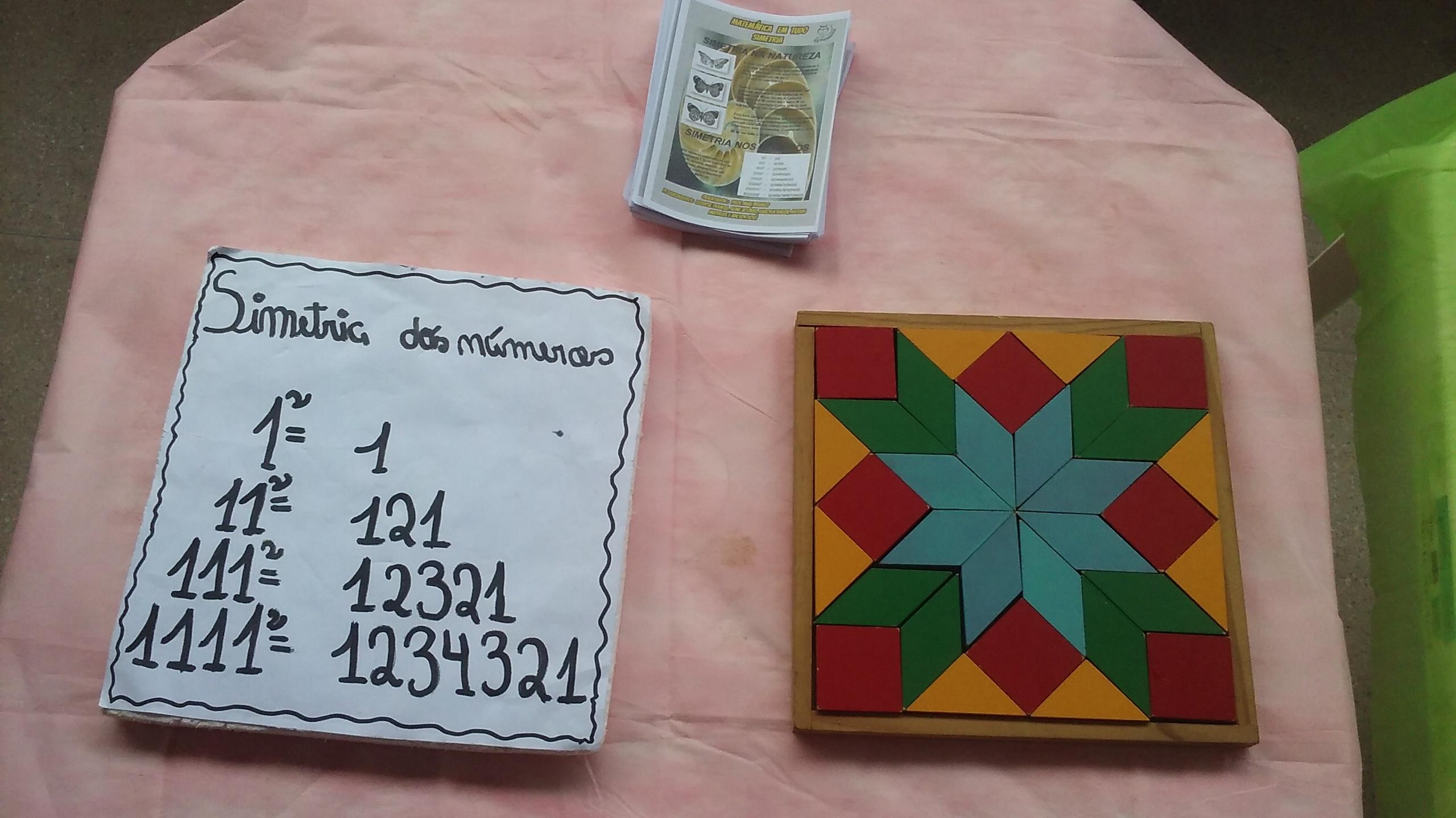 Projeto Matemática em Tudo