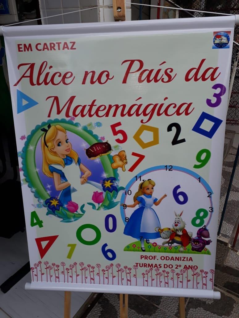 Alice no País da Matemágica