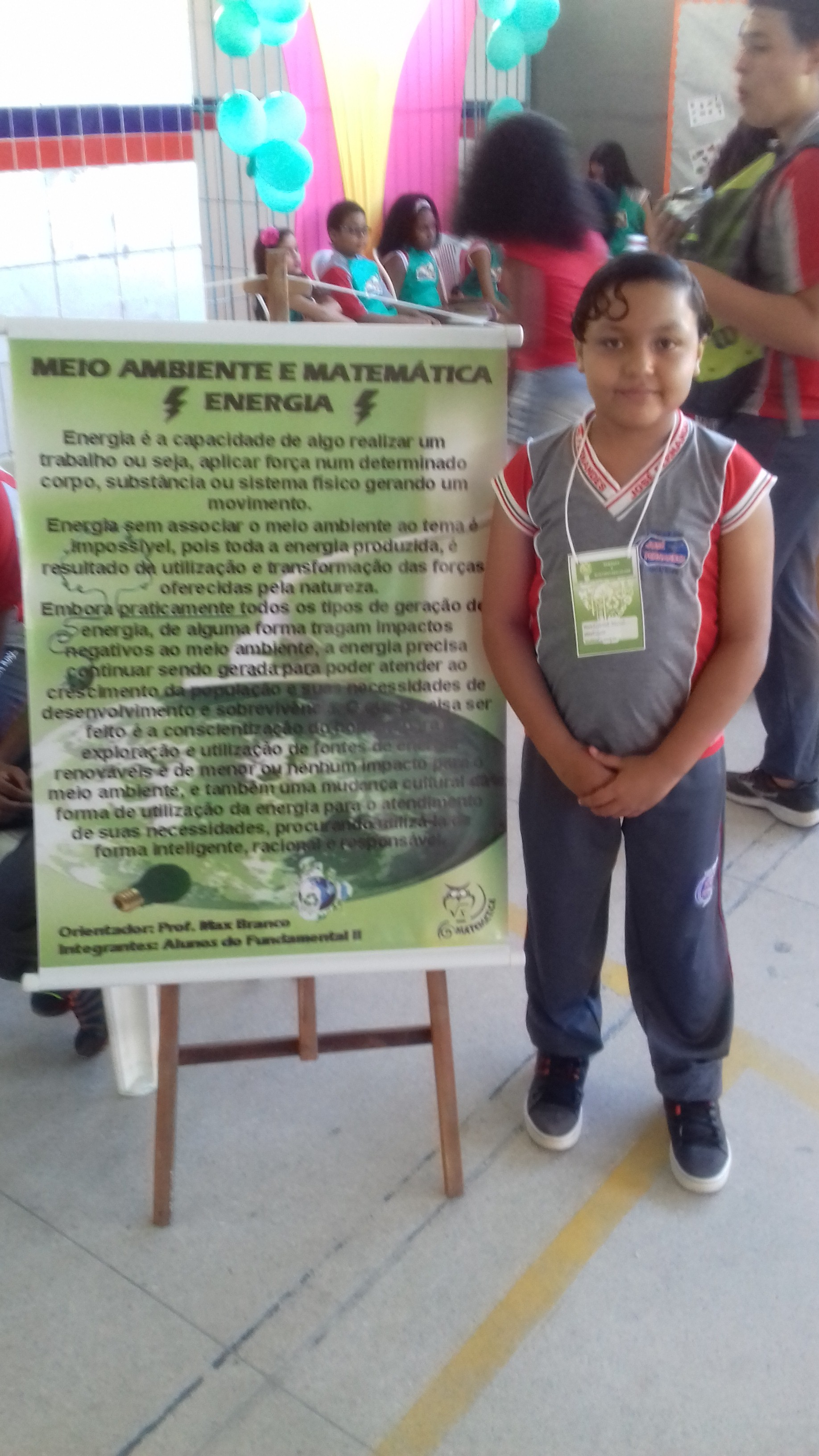 Matemática e Meio Ambiente