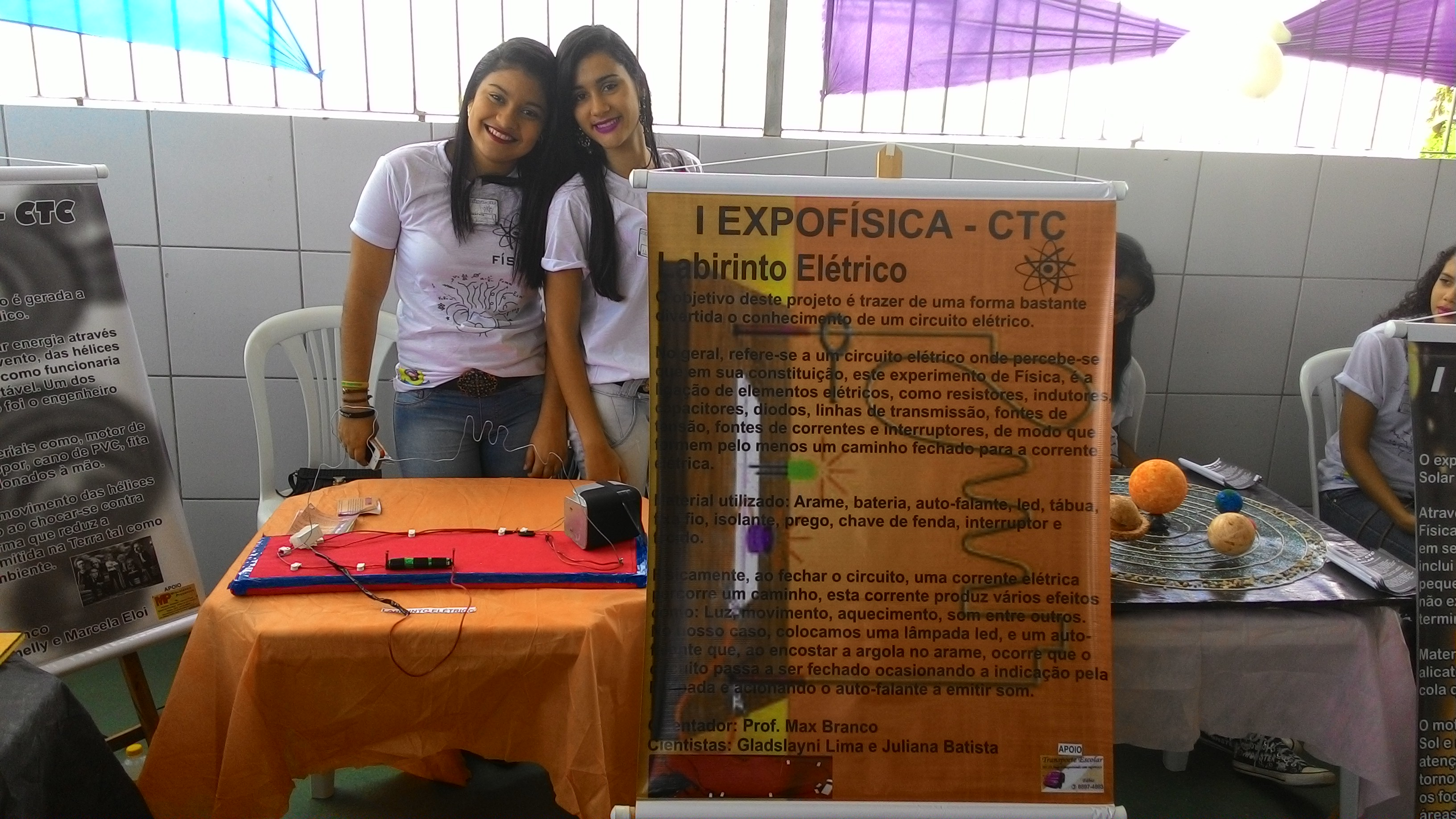 Expofísica CTC