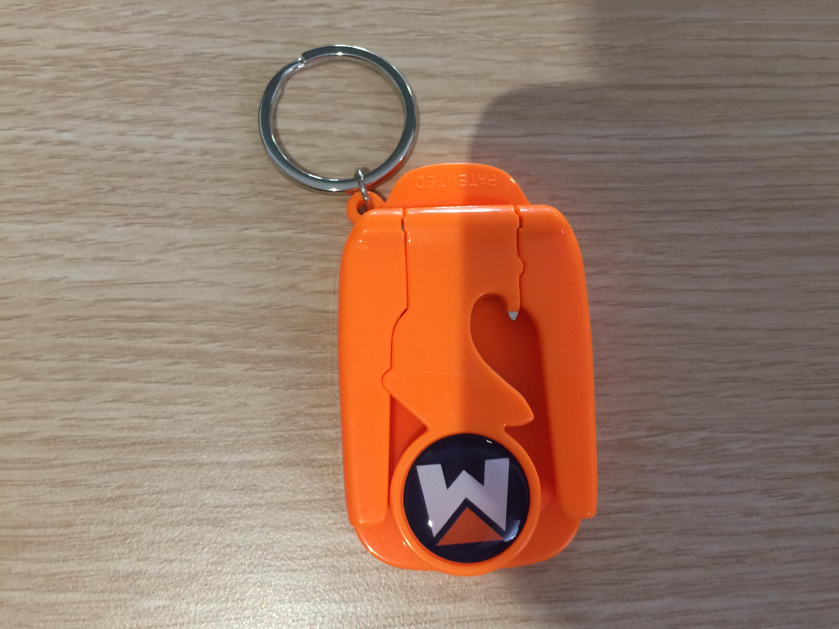Porte-clés 5en1