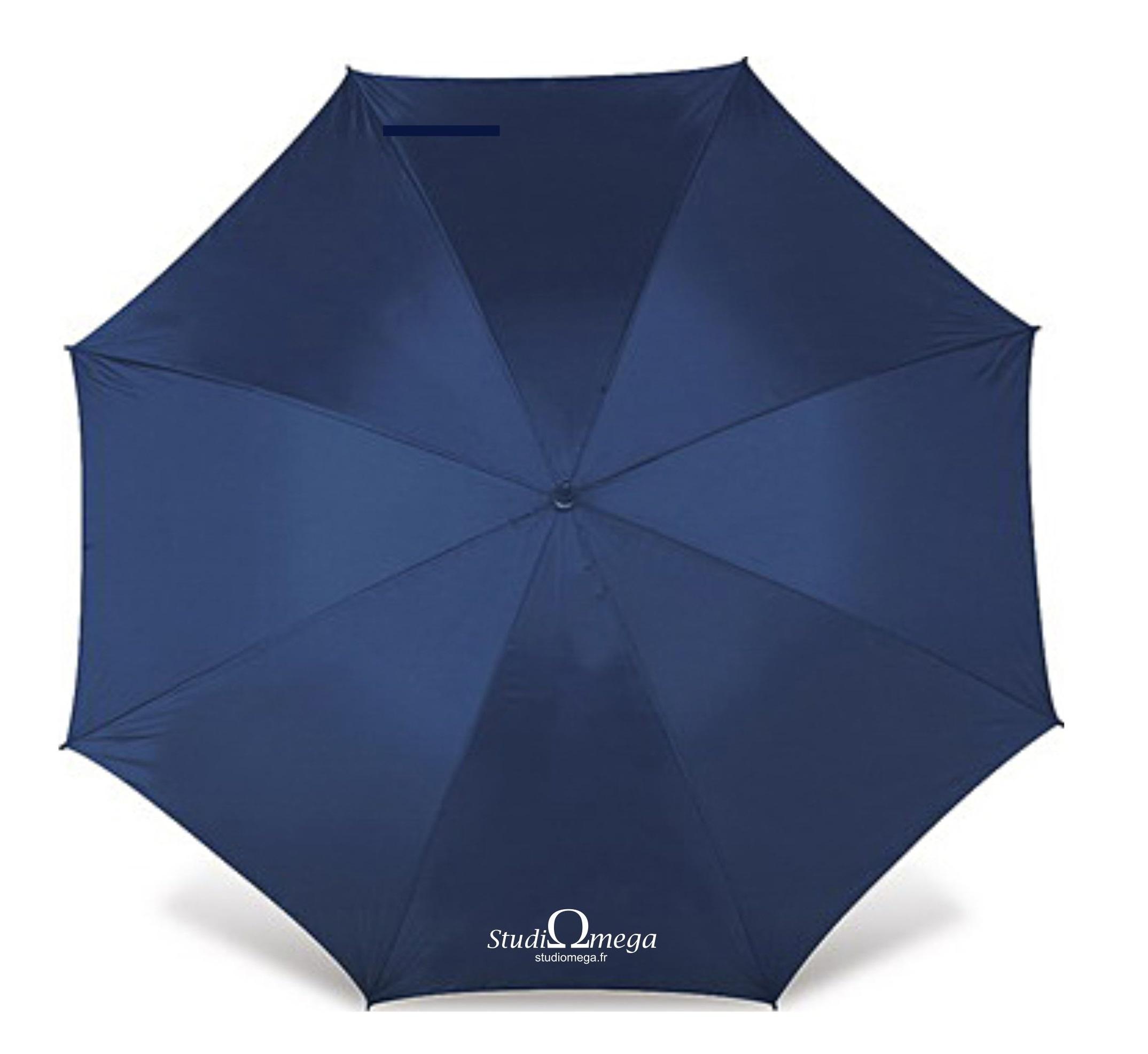 Parapluies manuels avec housse