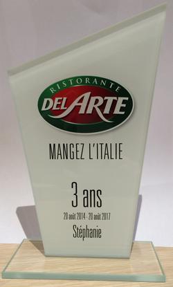 Trophée Del Arte