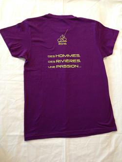 T-shirts FNPF = Tour de France 2016
