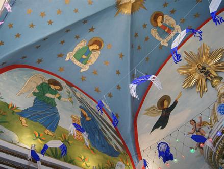 Celebración de San Miguel Arcángel en Tepoztlán: tiempo de compartir la cosecha y atraer la buena vi