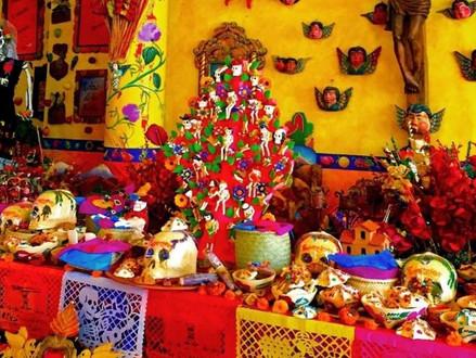 Prepárate para festejar el Día de Muertos en Tepoztlán