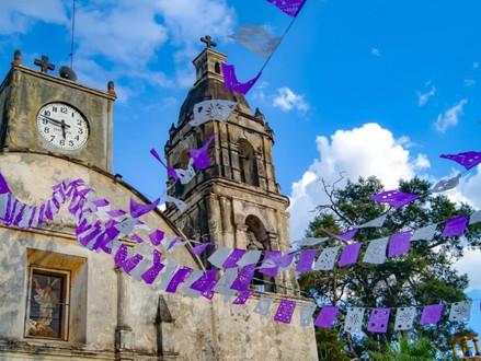 Descubre las siete capillas de los Barrios de Tepoztlán y conoce su historia
