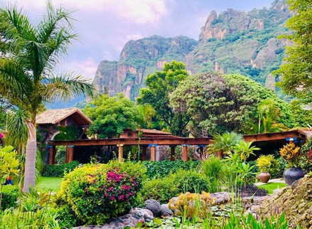 Merecidas vacaciones en el Hotel La Buena Vibra Retreat & Spa, rodeado de naturaleza y paz