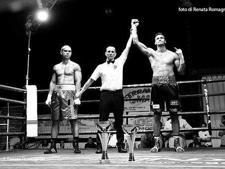 Schneller Knockout-Sieg (die Botschaft, 25. Juli 2018)
