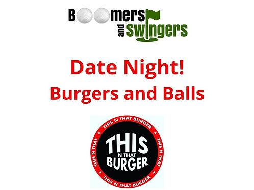 Date Night - £40 per couple