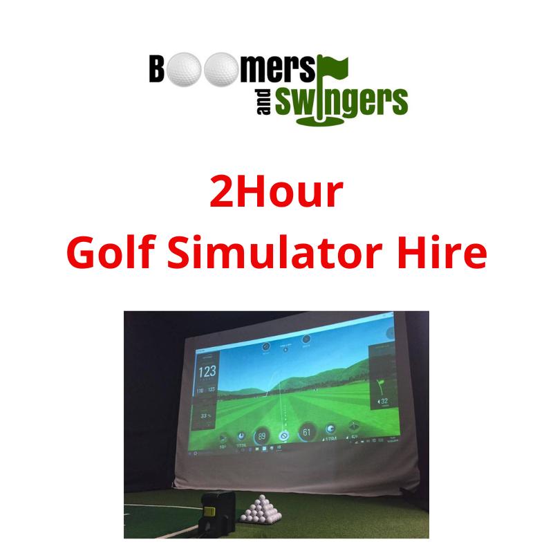 Golf Simulator - 2 hours