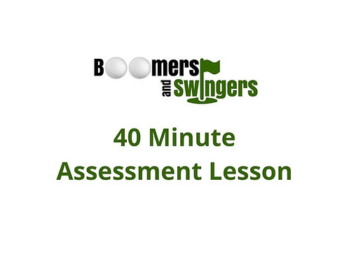 40 Minute Assessment Lesson