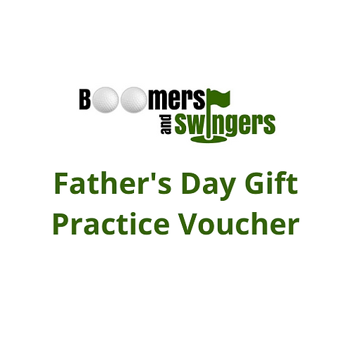Father's Day Gift - The Practice Voucher