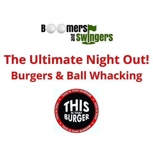 The Ultimate Night Out - £70 (4pers)