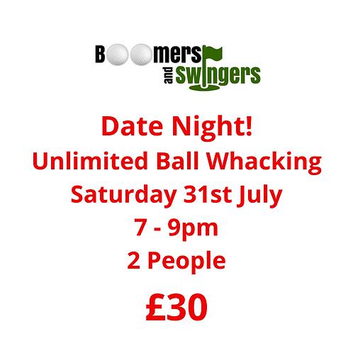 Date Night - Saturday 31st July - £30