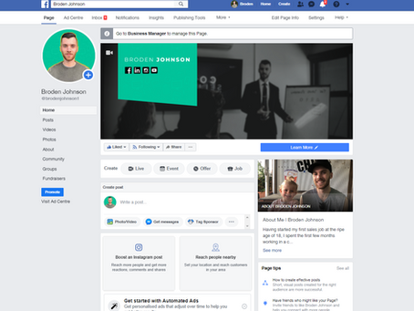HOW TO CREATE A KILLER FACEBOOK PAGE