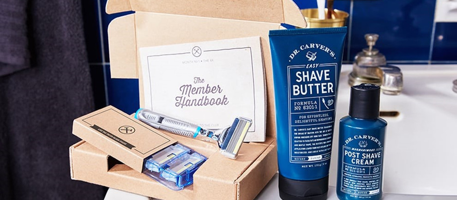 THE RISE OF THE DOLLAR SHAVE CLUB