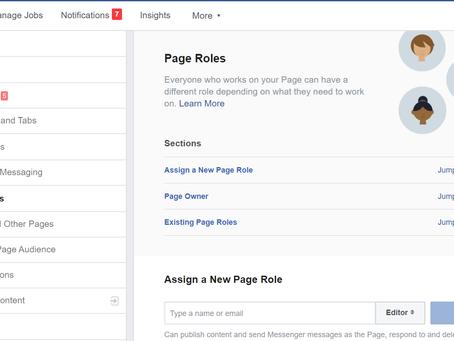 A STEP-BY-STEP GUIDE TO ADDING AN ADMIN ON A FACEBOOK PAGE