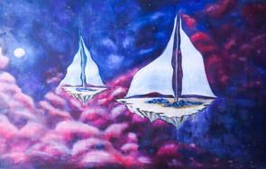 Arte com afeto – Artista Dante Barraza Realiza Exposição Com Renda Revertida para o GACC-RN