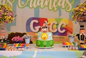 Festa do GACC-RN Encerra Mês das Crianças na Crocokids
