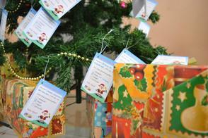 Campanha Árvore da Alegria Arrecada Presentes para as Natal das Crianças do GACC-RN