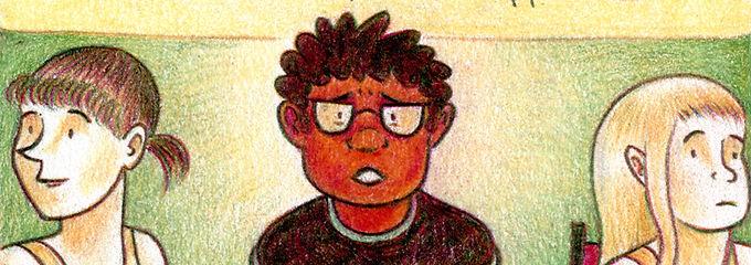 A Crash Course in Comics with Nonbinary Comic Artist Melanie Gillman