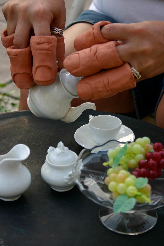 playful interactive ceramics
