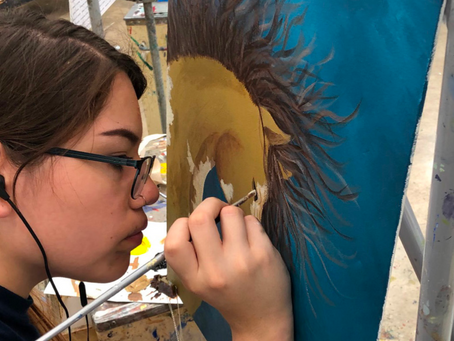 Summer Art Institute for Talented High School Artists Engages Interest in Indigenous Art and Culture