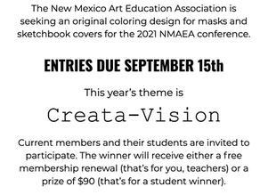 Line Art Design Contest for Creata-Vision Conference