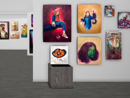 New Mexico Scholastic Art Awards 2021