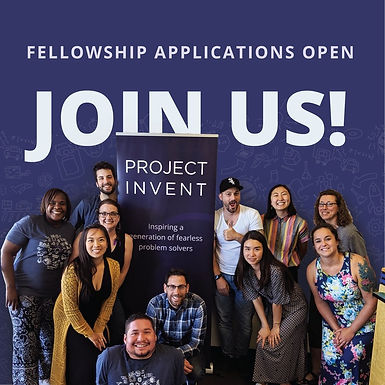 Innovative Art Teachers: Apply to Project Invent Today!