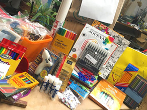 Free Art Supplies From Vital Spaces Community Art Closet