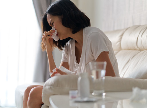 Avoid This Year's Cold & Flu Season