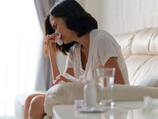 Avoid This Year's Cold & Flu Season