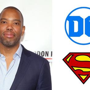 Ta-Nehisi Coates será o escritor do novo filme do Superman