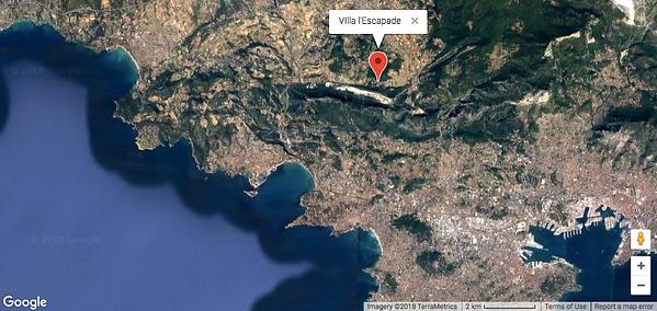 Villa l'Escapade Google Maps.png