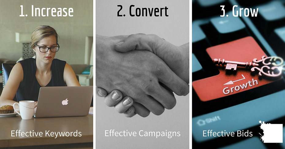 Stages of PPC training