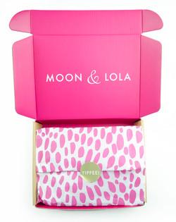 M&L corrugated boxes