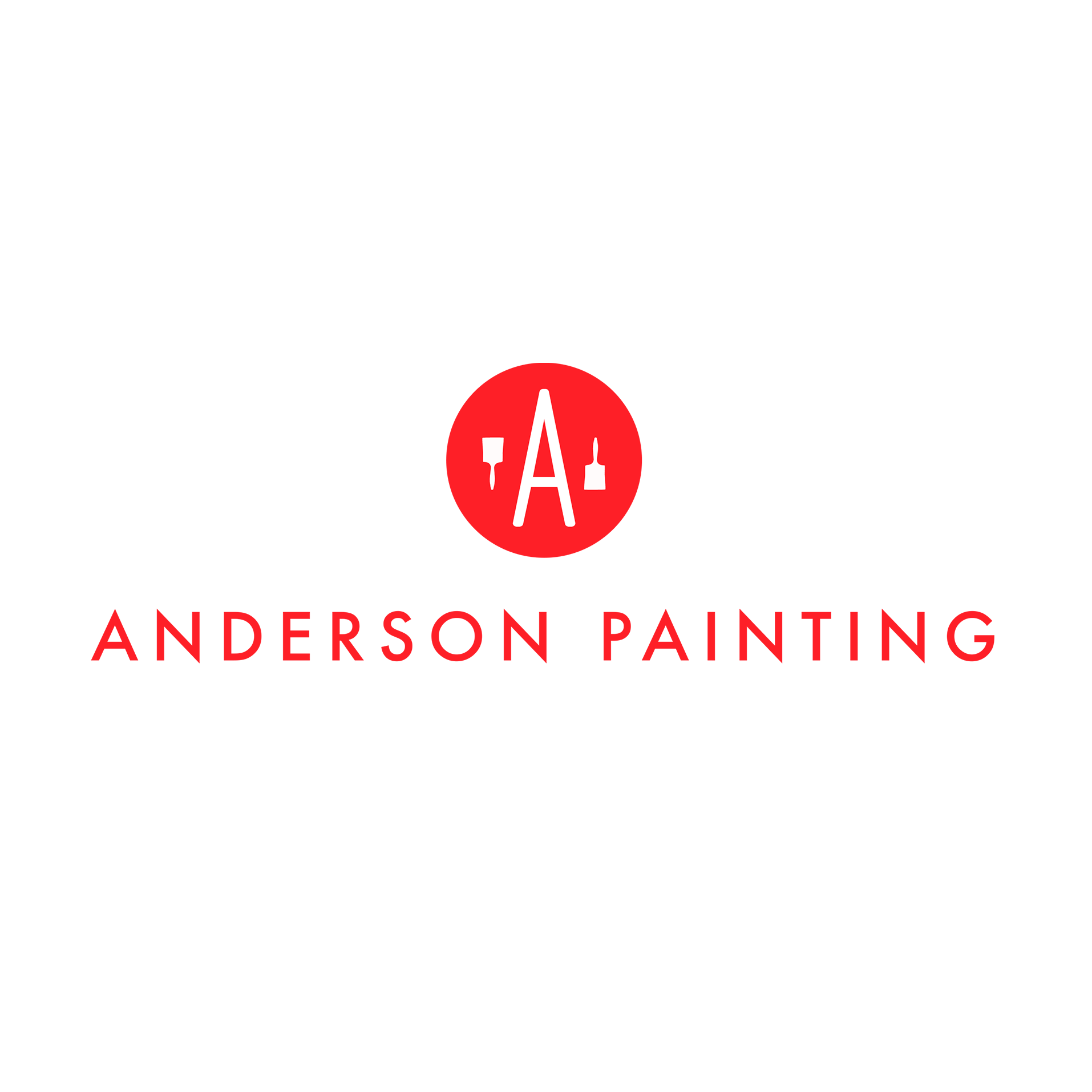 Anderson Paniting Alternative Logo