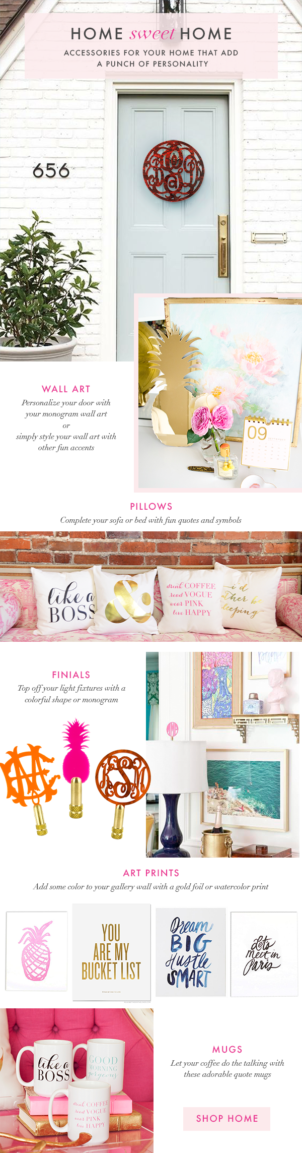 Home-Decor-Email